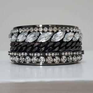 J Crew jeweled bracelet